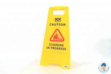 Caution Wet Floor/Cleaning in Progress