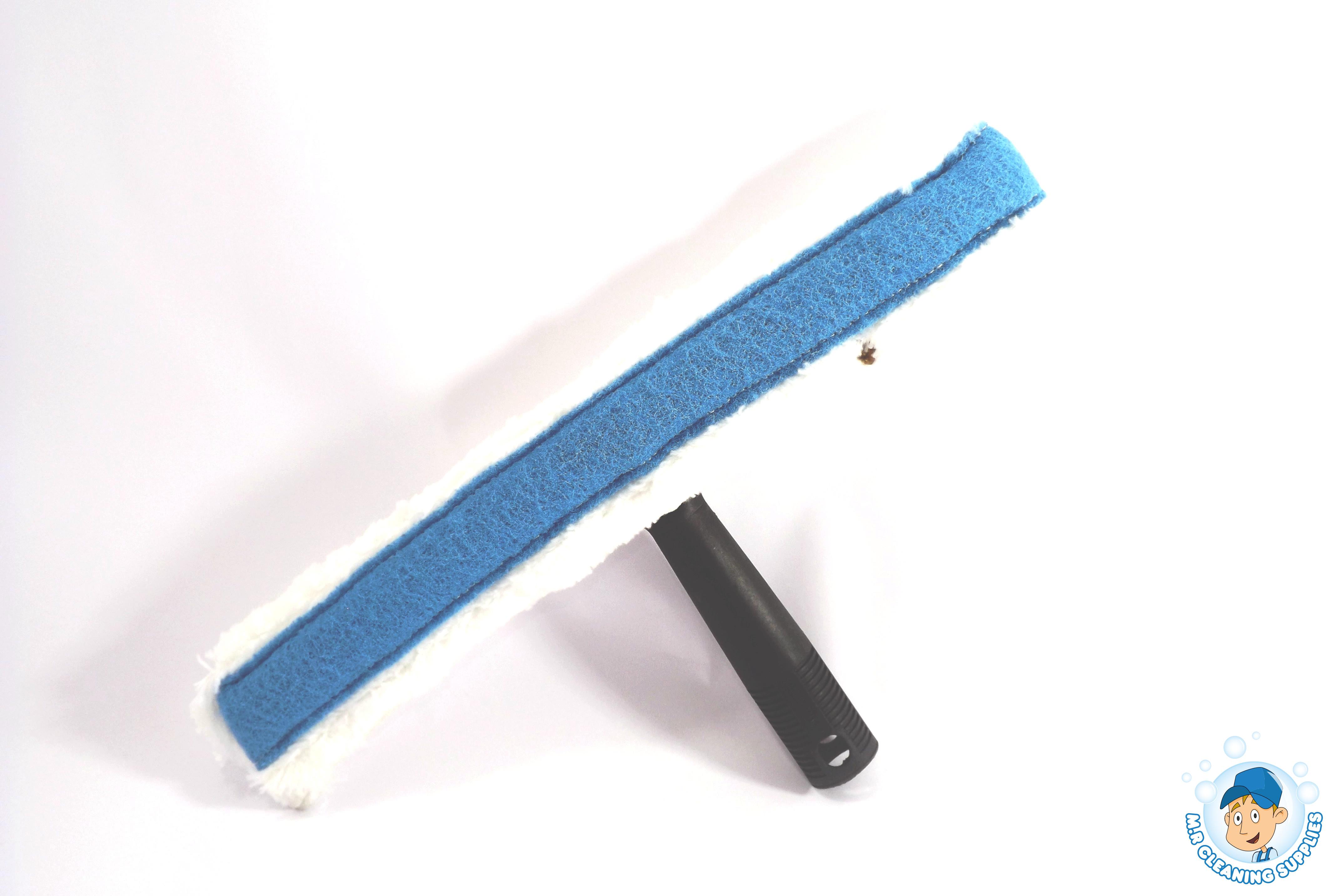 scrubbing action sleeve