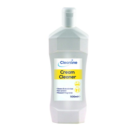 cleanline cream cleaner.