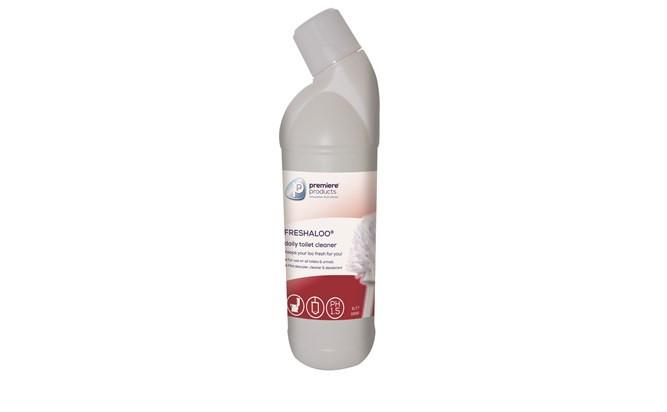 premiere Freshaloo toilet cleaner