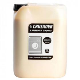 Evans Vanodine Crusader Laundry Liquid A143JEV  1x20Litre