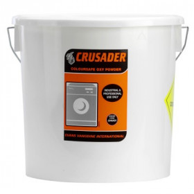 Evans Vanodine Crusader Coloursafe Oxy Powder For Laundry C046AEV 1x10kg