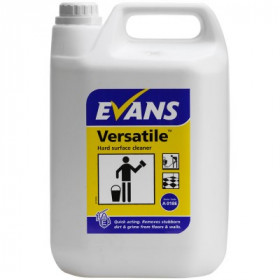 Evans Vanodine Versatile ™ Hard Surface Cleaner A018EEV2  1x5Litre