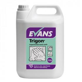 Evans Vanodine Trigon ® Unperfumed Hand Wash A050EEV2 1x5Litre