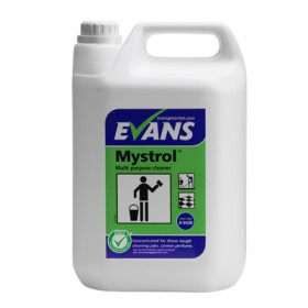 Evans Vanodine Mystrol ™ RTU Concentrated All Purpose Cleaner A042EEV2  1x5Litre
