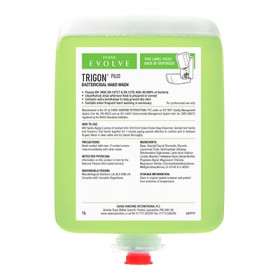 Evans Vanodine Trigon ® Plus Unperfumed, Bactericidal Hand Wash A087BEV (Pack of 6)