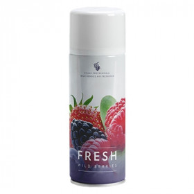 Evans Vanodine Fresh (Aerosol) Wild Berries Air and Fabric Freshener C053LEV - Wild Berry 1x400ml