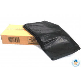 Black Refuse Sacks 10KGs 18x29x39 ASAC (200 in box)