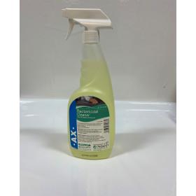 AX Bactericidal Cleaner Kills 99.999% of bacteria