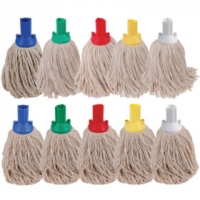 200gm PY Exel ® Socket Mop (Various colours available)