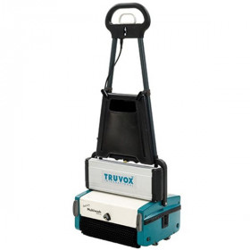 Truvox Multiwash 340 Battery - 34cm Floor Cleaning Machine with Tank, Pump & Battery - MW340/PUMP/B