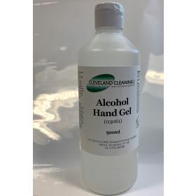 70% Alcohol-Based Hand sanitiser 500ml