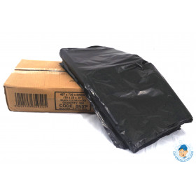 Black Refuse Sacks 15KGs 18x29x39 SNXP (200 in box)