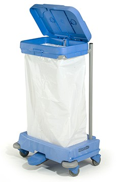 Numatic Sax120P Waste Unit Trolley