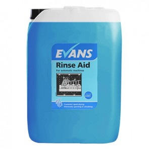 Evans Vanodine Rinse Aid A031IEV For Automatic Machines