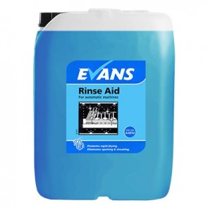 Evans Vanodine Rinse Aid A031JEV For Automatic Machines