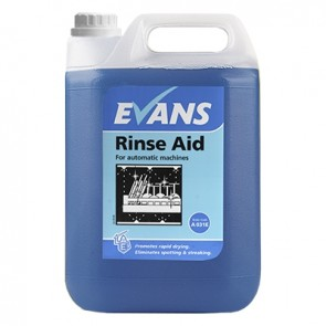 Evans Vanodine Rinse Aid A031EEV2 For Automatic Machines