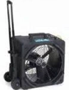 Truvox Axial Fan with Trolley