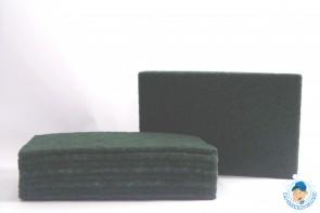 Green 'Tough Guy' Standard Scourer (10 Pack)