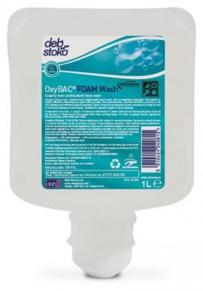 OxyBAC Foam Wash 1 Litre