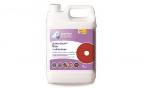 premiere Clean & Buff floor maintainer