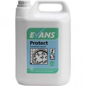 Evans Vanodine Protect ™ A125EEV2 Disinfectant Cleaner