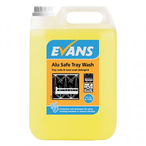 Alu Safe Tray Wash