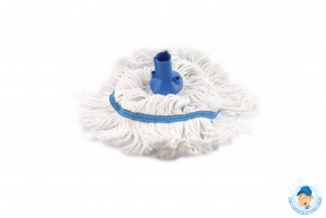 250g Exel® Revolution Socket Mop Blue