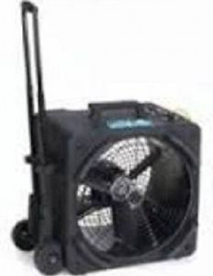 Truvox Axial Fan with Trolley 110v