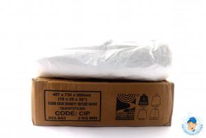 CIP White bags