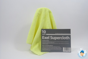 Exel Supercloth Microfibre Cloth