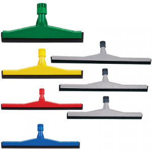 45cm Coloured plastic squeegee only