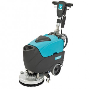 Truvox Orbis Battery Powered Floor Scrubber Drier 38cm 15 inch