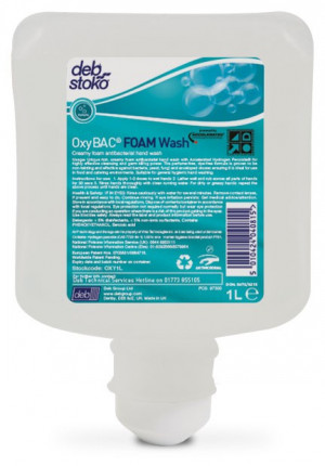 OxyBAC Foam Wash 1 Litre