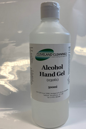 70% Alcohol-Based Hand sanitiser 500ml
