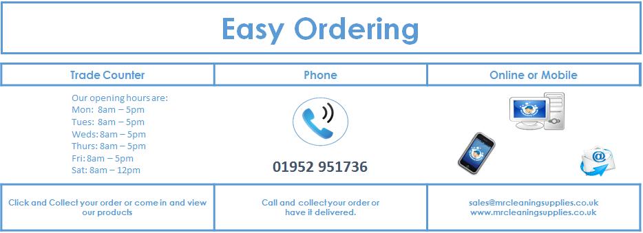 Easy Ordering
