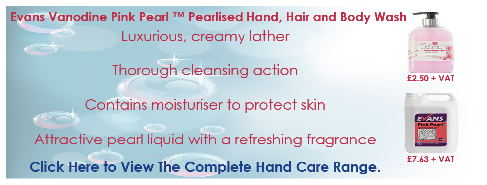 pink pearl hand,hair body wash